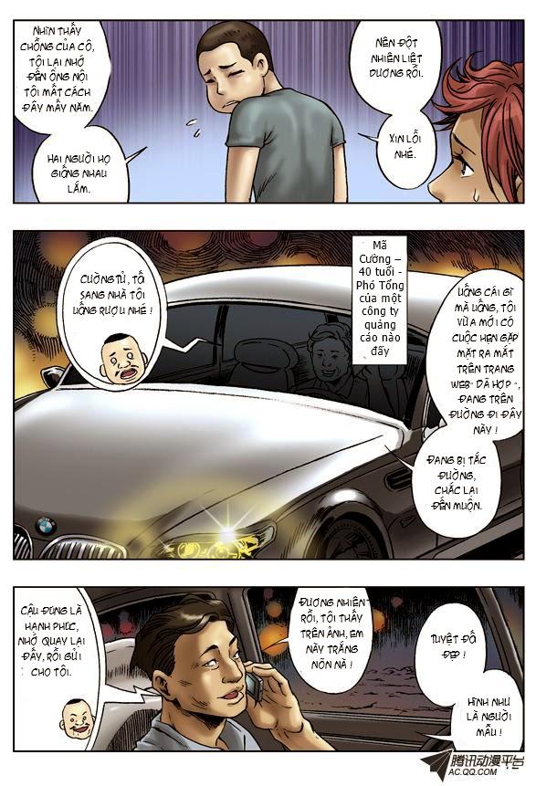 Trung Quốc Kinh Ngạc Tiên Sinh chap 4 - Trang 13