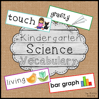 https://www.teacherspayteachers.com/Product/Kindergarten-Science-Vocabulary-Cards-660186