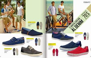 zapatos  Andrea caballeros verano 2015