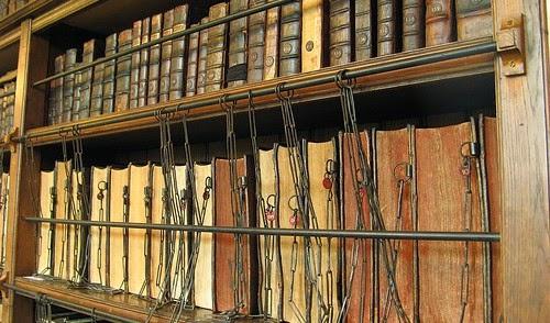Libros en el Registro de la Propiedad