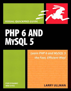 PHP 6 and MySQL 5 - for Dynamic Web Sites