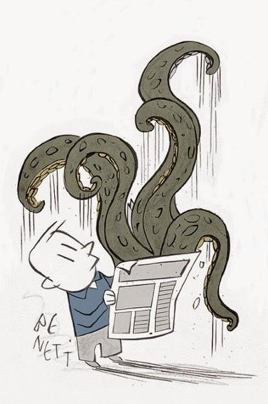 Alberto Benett: Kraken.