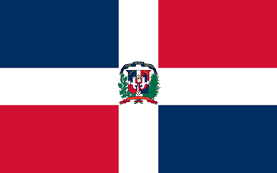 Download The Dominican Republic Flag Free