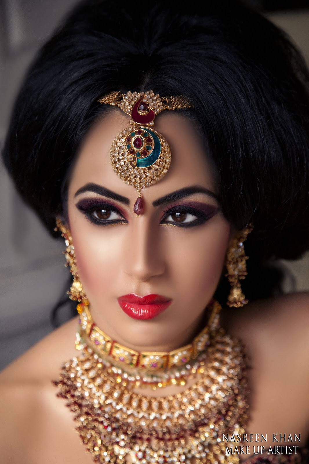 How To Become Bridal Makeup Artist : Asian Wedding Ideas - A UK Asian Wedding Blog: {Makeup ...