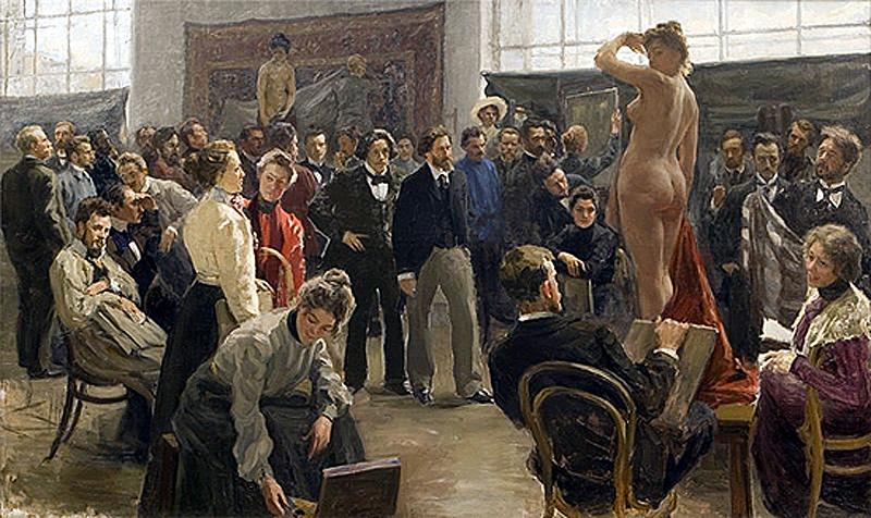 институт живописи:
