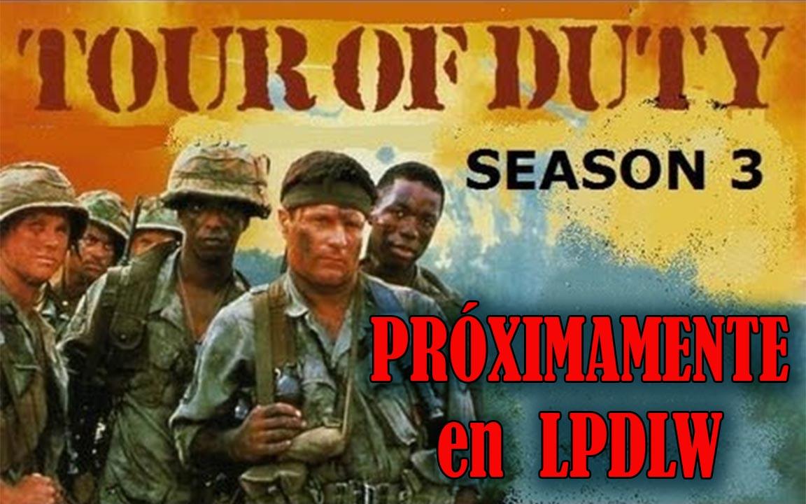 NAM, Primer Pelotón Temp. 2 Ep 14 a 16 (Tour of Duty) Final