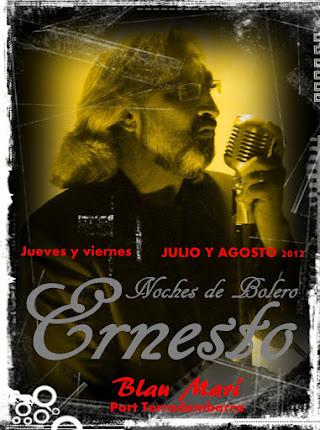 Nuevas actuaciones en Julio y Agosto en el Chill-out Blau Marí del Port de Torredembarra