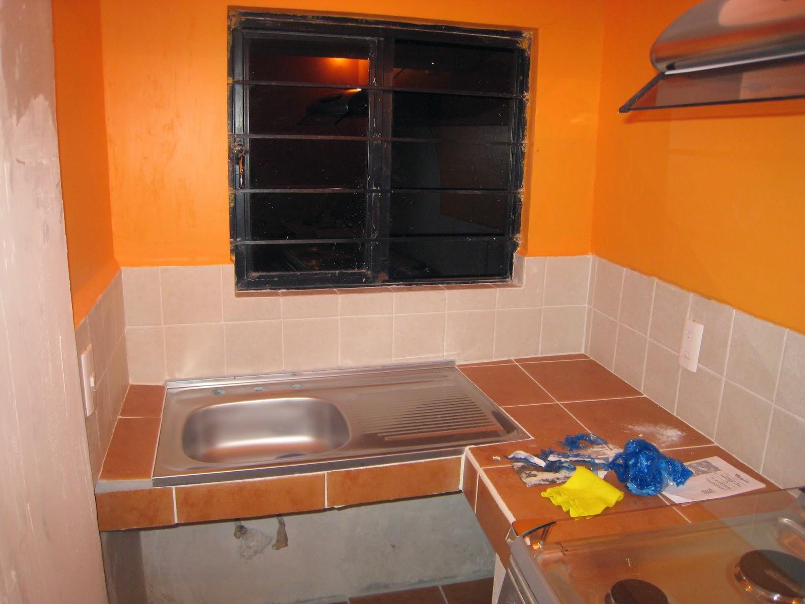 Proyectos y construcci n en general remodelaci n para for Remodelacion de cocinas pequenas