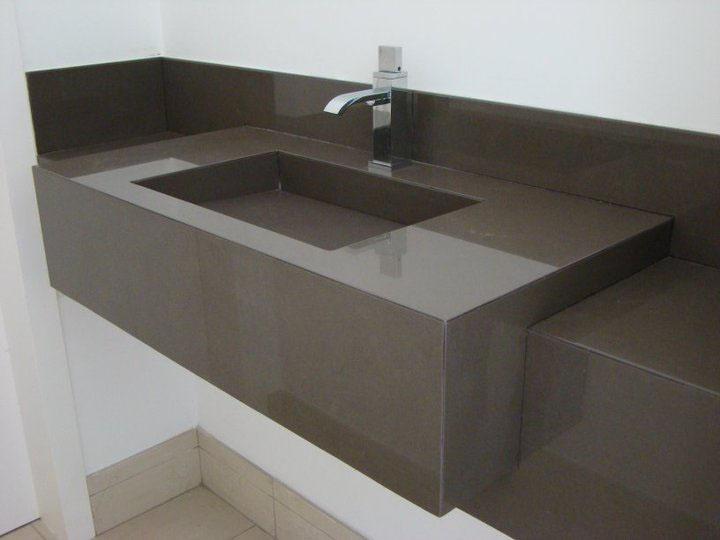 Sítio Bela Vista Novos Revestimentos  Porcelanato -> Pia De Banheiro De Porcelanato Como Fazer