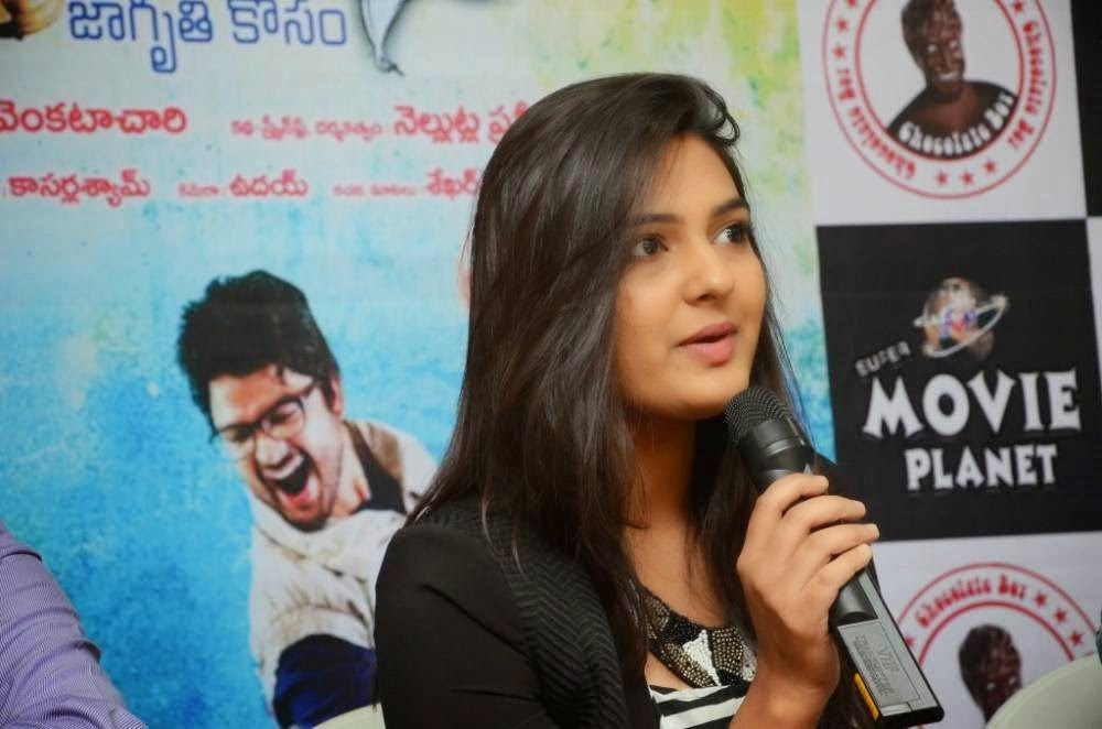Neha Deshpande Latest Sills at The Bells Movie Audio Success Meet