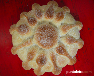 El Pan De Muerto Round Circle: What's F...