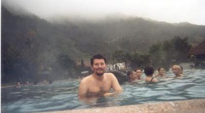 Turismo aventura en las aguas termales de Papallacta