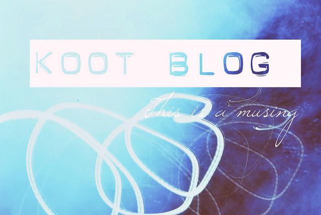 Koot Blog