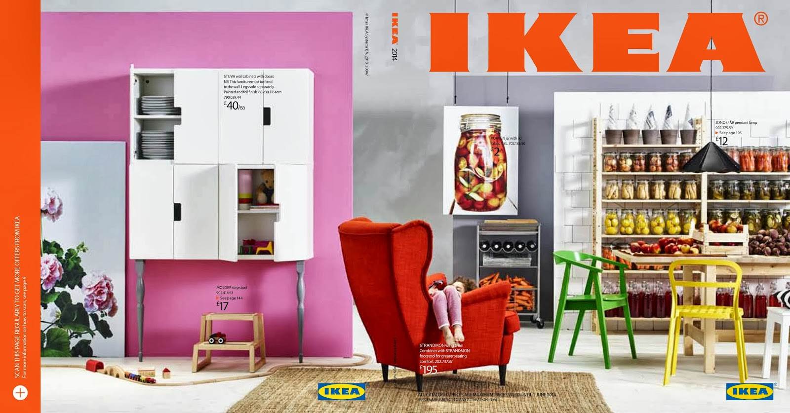 Painting The Ikea Catalogue Cover