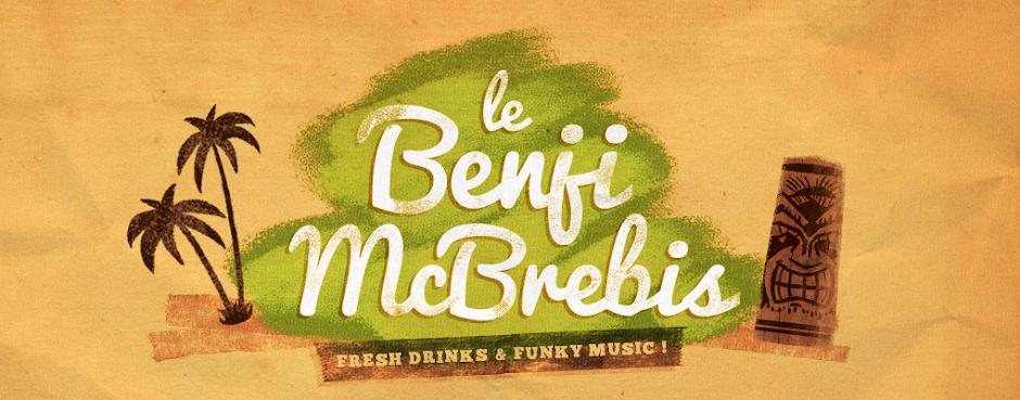Le Benji McBrebis