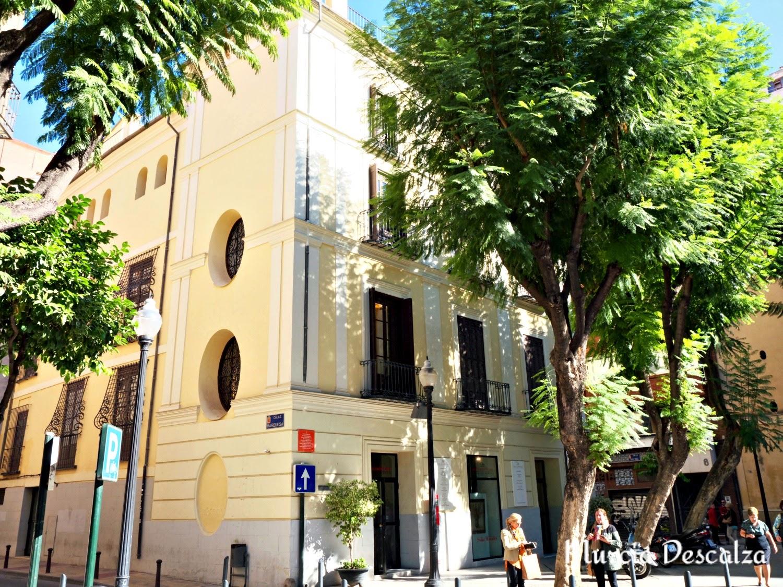 Casa Palarea. Museo Ramón Gaya. Museos de Murcia