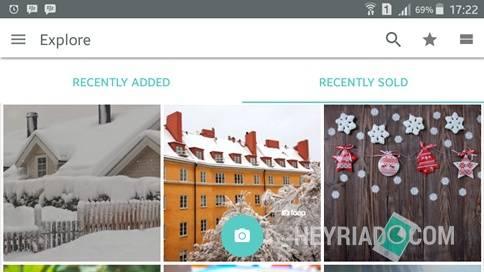 Cara Menjual Foto Online Di Android