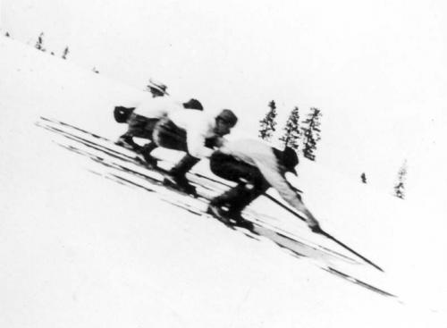 how i learned to ski essay The end of snow image slopes were the snow i learned to ski on in northern maine was more blue than white, and.