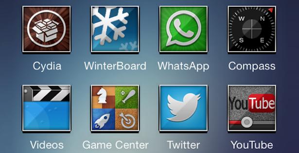 1derful iOS 7 Theme