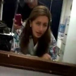 Enfermeira Dando no Hospital Bem Gostosa - http://www.videosamadoresbrasileiros.com