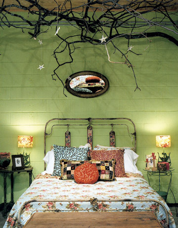 Funky Bedroom Decorating Ideas - ideas-