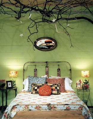 Funky bedroom decorating ideas bedroom Funky bedroom accessories