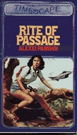 """an analysis of rites of passage by alexei panshin + rite of passage by alexei panshin  of the four cited by brian aldiss for close  analysis in his history of sf,""""trillion year spree"""",this is the only."""