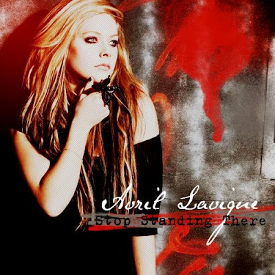Avril Lavigne - Stop Standing There Lyrics