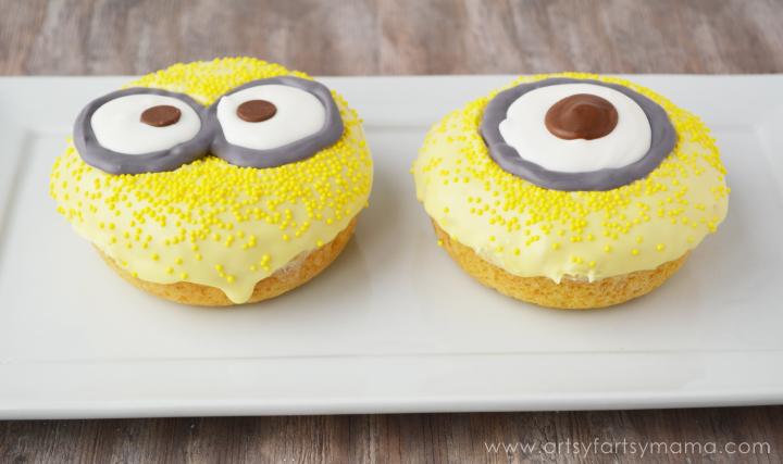 Výsledek obrázku pro today donut minions