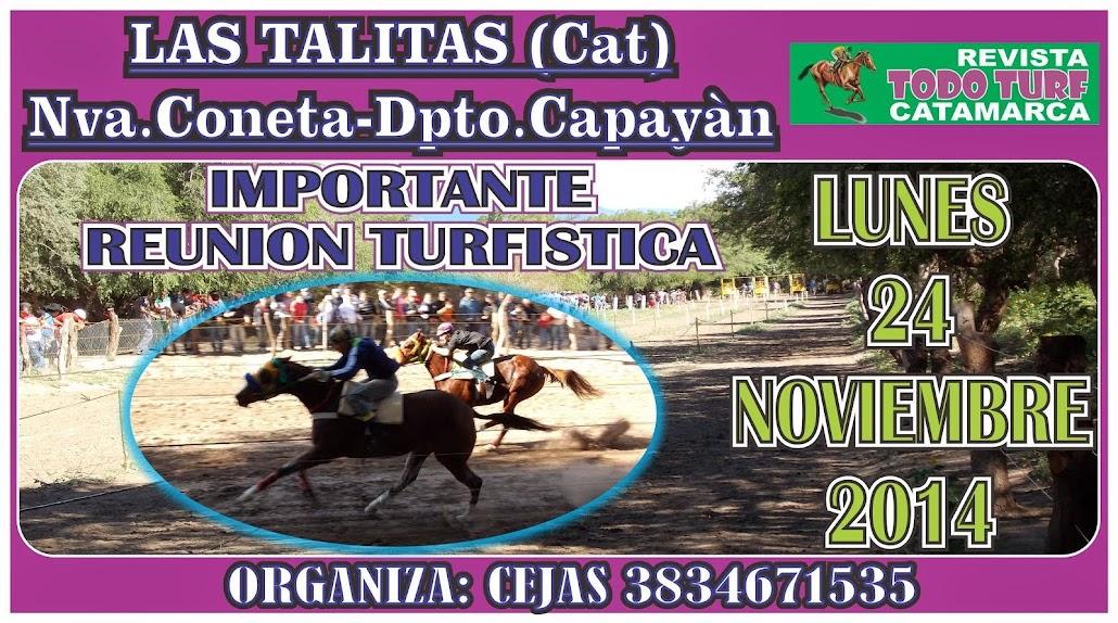 LAS TALITAS 24/11/2014