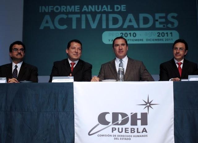 En Puebla se garantiza el respeto a los derechos humanos