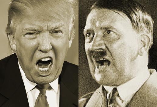 Donald Trump é adepto de Adolf Hitler tem até Main Kampf em sua sala
