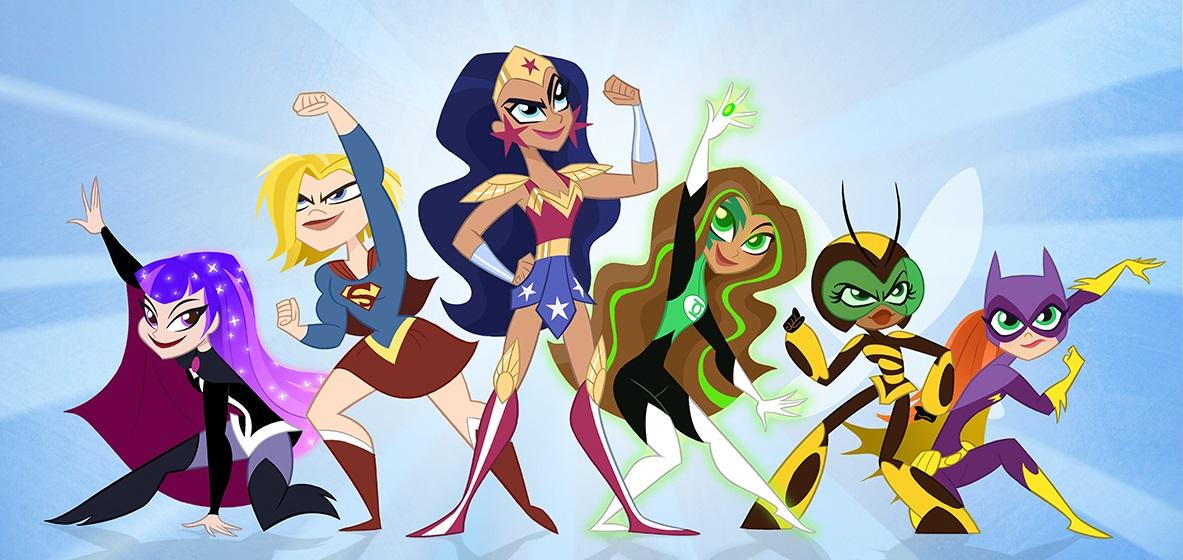 ¡DC Super Hero Girls Blog!