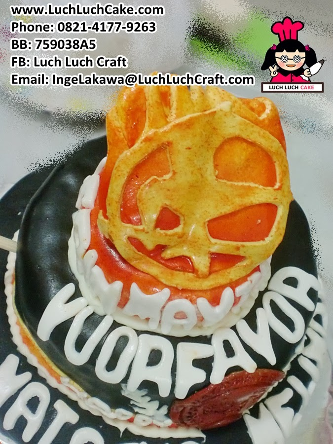 Jual kue tart the hunger games