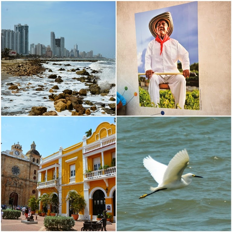 Collage Cartagena