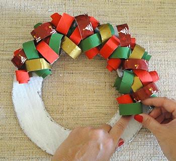 Con Rollos De Papel Higienico Para Navidad Fabulous Manualidad Con - Adornos-de-navidad-con-rollo-de-papel-higienico