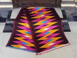 Model Baju Batik Rangrang Modern