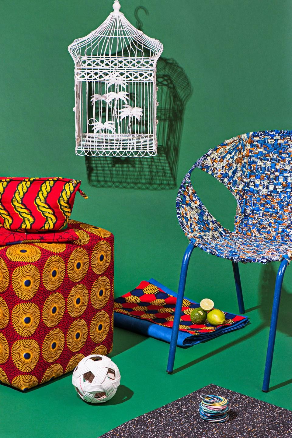 Nothing but the wax keur la boutique de deco africaine a - Boutique de decoration paris ...