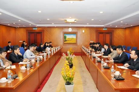 Hai Bộ Tài chính Việt Nam và Trung Quốc: Bàn thảo triển khai thành lập AIIB