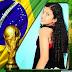 Montagem de fotos Copa do Mundo 2014