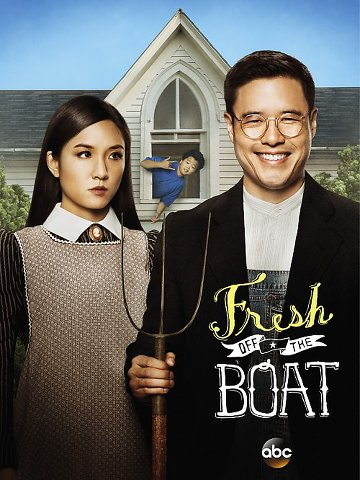 Fresh Off The Boat - Saison 1 [Complete]