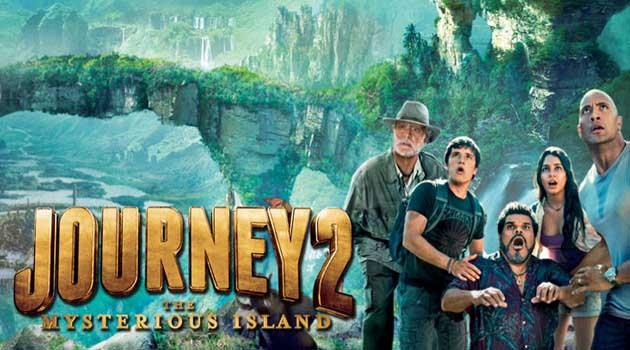 Journey 2 : The Mysterious Island (2012) - අභිරහස් දුපතකට බිහිසුණු චාරිකාවක්