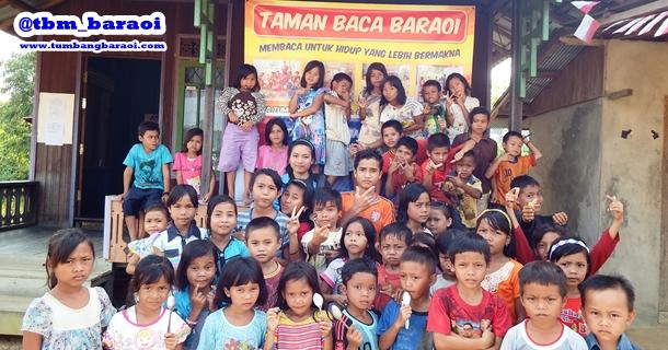 Taman Bacaan Masyarakat Baraoi