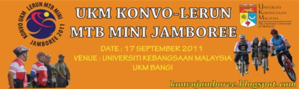 UKM KONVO-LeRun MTB Mini JAMBOREE