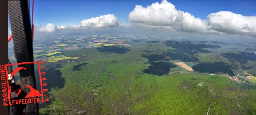 paraglidingSK