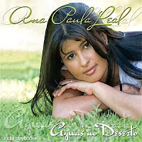 Ana Paula Leal - Águas No Deserto
