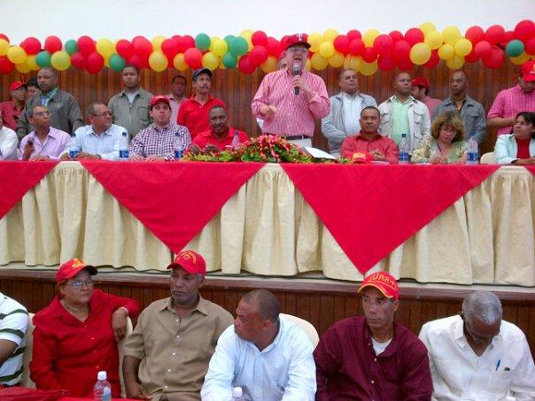 Presidente PRSC en San Juan resalta coraje y valentía de esa organización