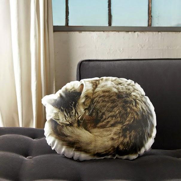 Самые необычные подушки
