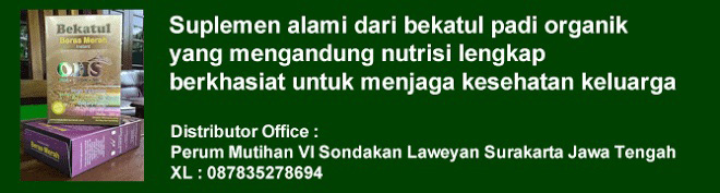 Jual Herbal Bekatul | CP 087835278694