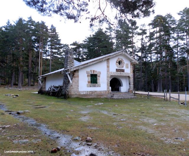 Refugio Fuente del Berro